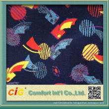 Popular Design Polyester Auto Fabric
